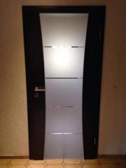 Zimmertür mit glasausschnitt  Zimmertueren in Darmstadt - Handwerk & Hausbau - Kleinanzeigen ...