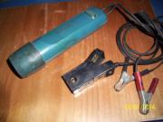 Zündlichtpistole / Abgastester